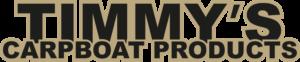Timmy's Carpboat Products Logo